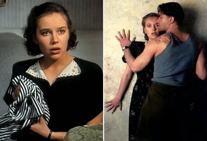 Кадры из фильма *Вор*, 1997 | Фото: kino-teatr.ru, kinoistoria.ru