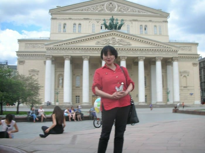 Народная артистка РСФСР Екатерина Самбуева | Фото: kinoistoria.ru