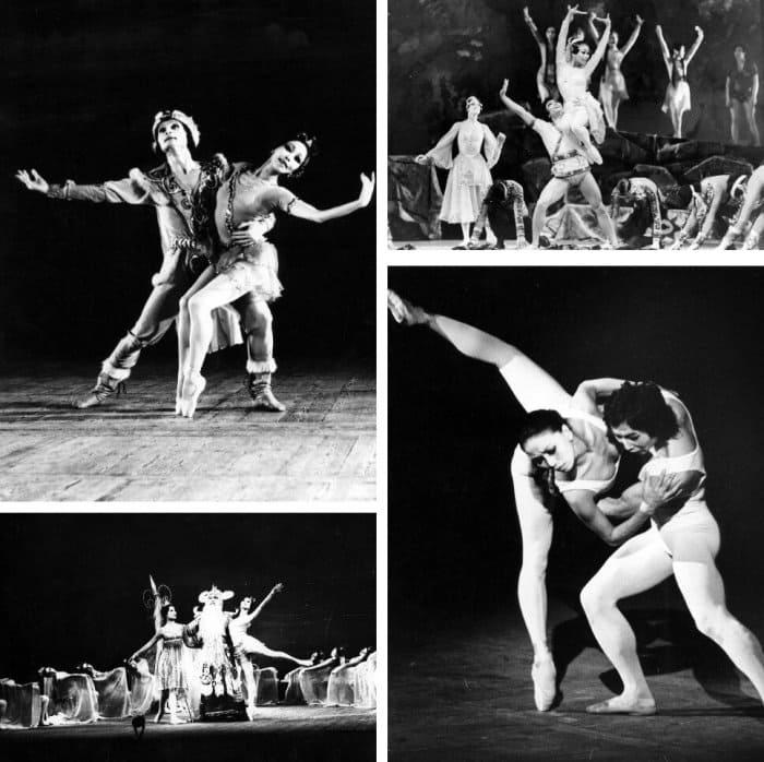Артистка балета и балетмейстер, народная артистка РСФСР Екатерина Самбуева | Фото: kinoistoria.ru