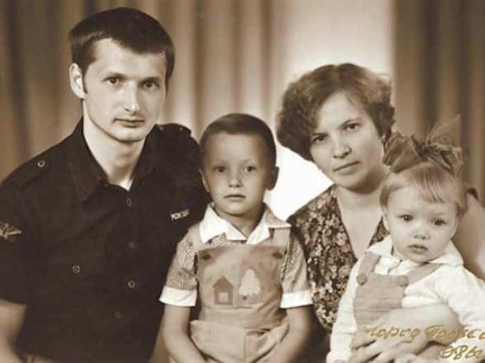 Семья Екатерины Вилковой | Фото: actualnews.org
