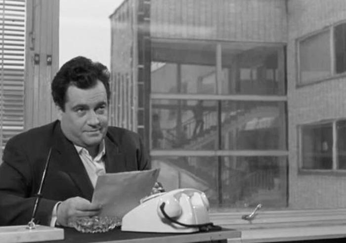 Эльдар Рязанов в фильме *Дайте жалобную книгу*, 1965 | Фото: kino-teatr.ru