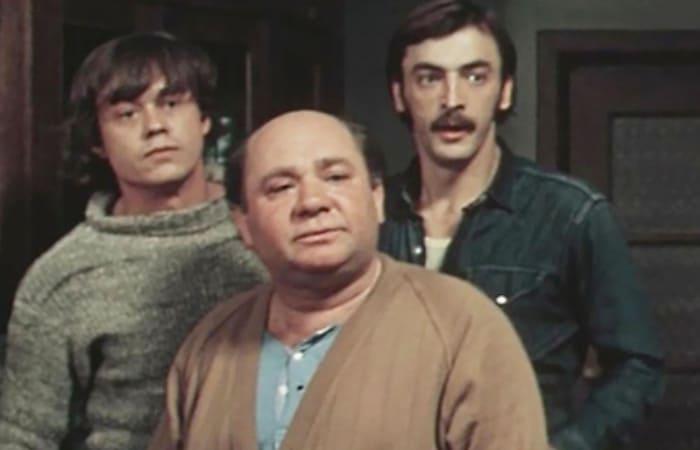 Кадр из фильма *Старший сын*, 1975 | Фото: portal-kultura.ru