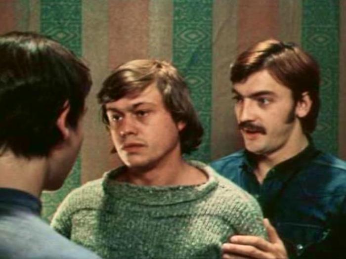 Михаил Боярский и Николай Караченцов в фильме *Старший сын*, 1975 | Фото: kino-teatr.ru
