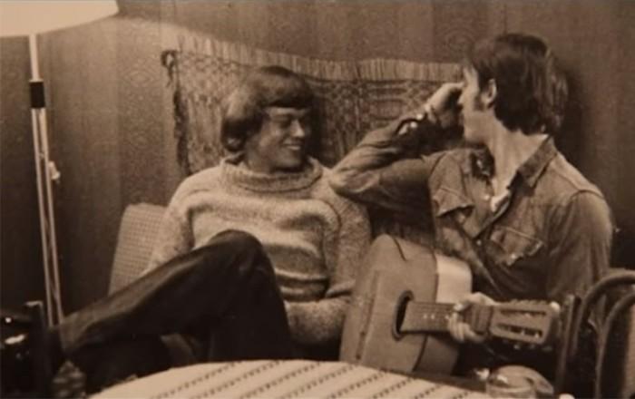 Николай Караченцов и Михаил Боярский на съемках фильма | Фото: dubikvit.livejournal.com