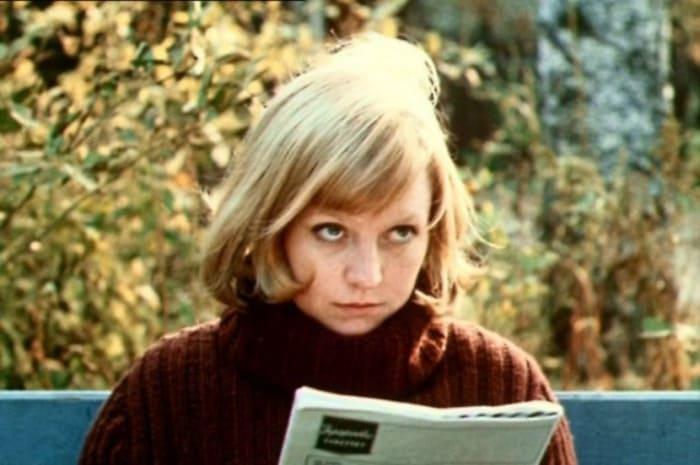 Светлана Крючкова в фильме *Старший сын*, 1975 | Фото: aif.ru