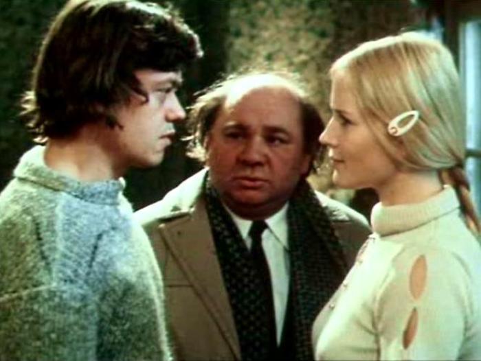 Кадр из фильма *Старший сын*, 1975 | Фото: kino-teatr.ru
