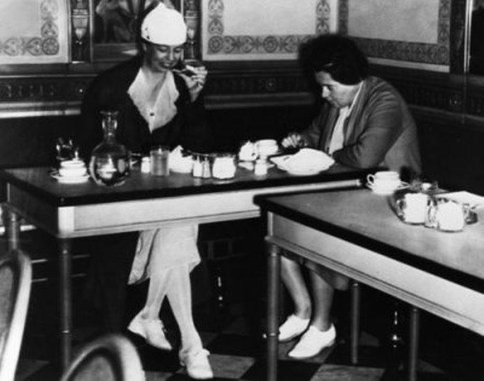 Элеонора Рузвельт и Лорена Хикок | Фото: diletant.media