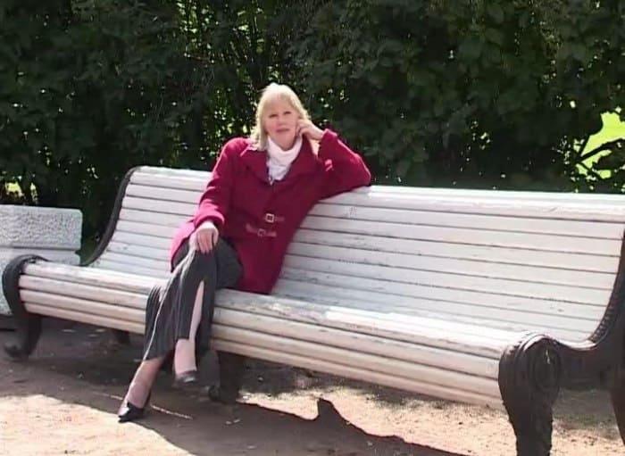 *Хрустальный голос советского кино* Елена Дриацкая | Фото: tunnel.ru