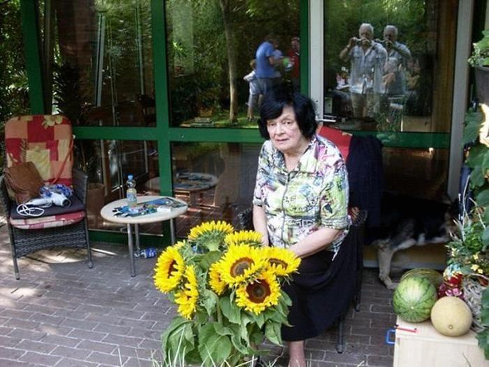 Елена Изергина в зрелые годы | Фото: vilingstore.net