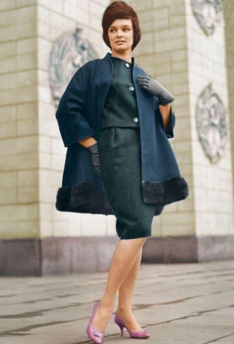 Манекенщица Елена Изергина | Фото: 7days.ru