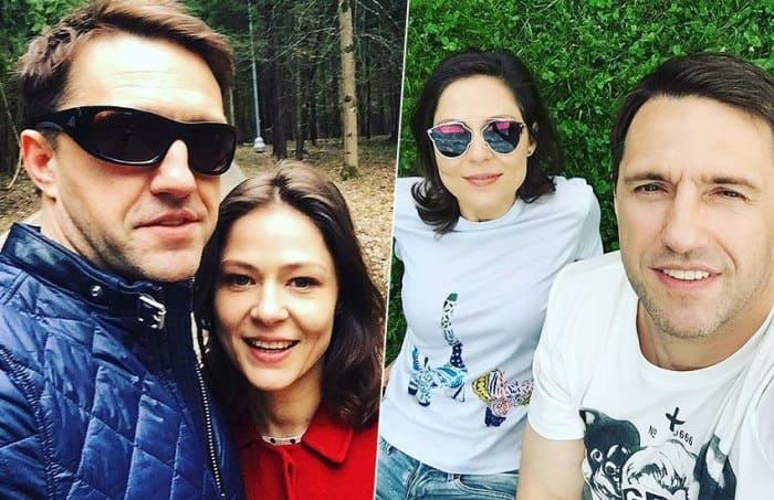 Актеры, которых называют одной из самых красивых пар в кадре и за кадром   Фото: zolotoy.ru
