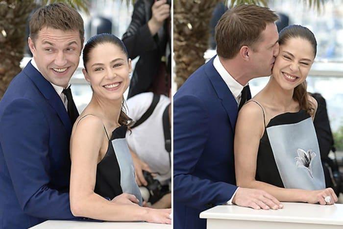 Актеры, которых называют одной из самых красивых пар в кадре и за кадром | Фото: tele.ru