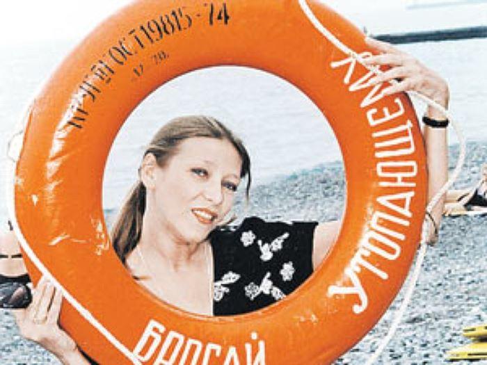 Актриса в Сочи за год до смерти | Фото: kp.ru