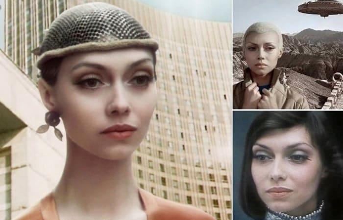 Актриса и манекенщица Елена Метелкина | Фото: kinozaltv.net, ispaceman.ru и kino-teatr.ru
