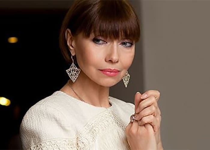 Елена Метелкина и в зрелом возрасте участвовала в фотосессиях в роли модели | Фото: 24smi.org