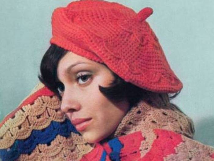 Елена Метелкина в советском журнале моды, 1977 | Фото: elenametelkina.ru