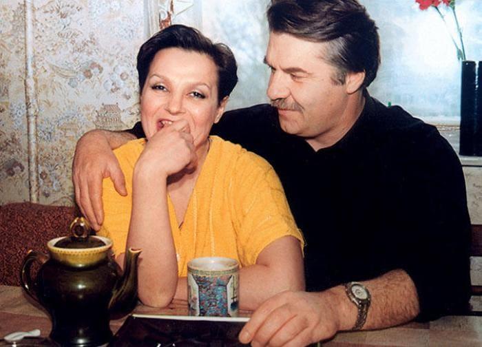 Елена Мольченко и Александр Фатюшин | Фото: 7days.ru