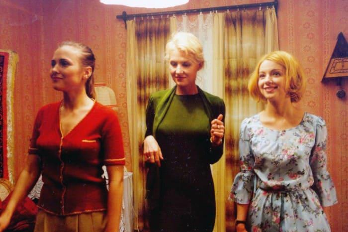 Кадр из фильма *Граница. Таежный роман*, 2000   Фото: starhit.ru