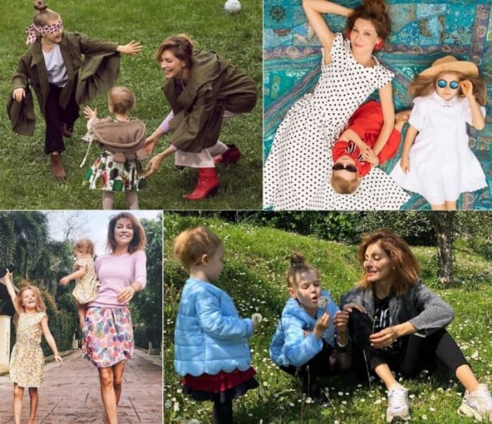 Актриса с детьми | Фото: versiya.info