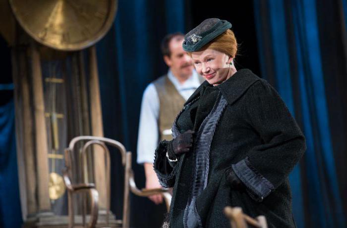 Актриса на сцене театра | Фото: syl.ru