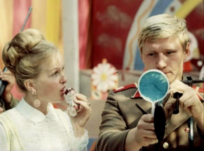 Кадр из фильма *Семь невест ефрейтора Збруева*, 1970   Фото: kino-teatr.ru