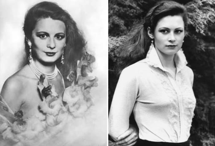 Актриса в молодости | Фото: kino-teatr.ru, kinoistoria.ru