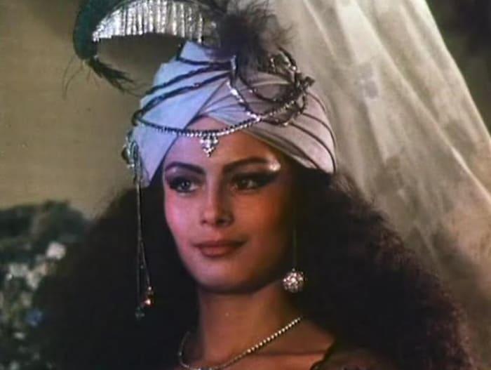 Елена Тонунц в фильме *И еще одна ночь Шахерезады*, 1984 | Фото: kino-teatr.ru