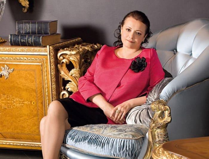 Актриса, режиссер, продюсер, народная артистка РФ Елена Цыплакова | Фото: kino-teatr.ru