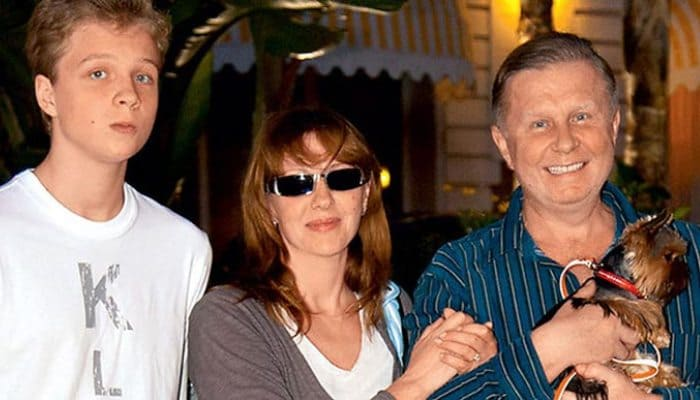 Елена Яковлева с мужем и сыном | Фото: stuki-druki.com