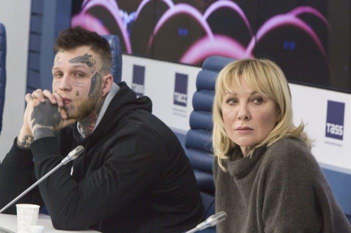 Актриса с сыном | Фото: starhit.ru