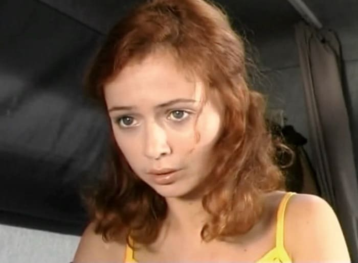 Елена Захарова в сериале *Дальнобойщики*, 2000 | Фото: kino-teatr.ru