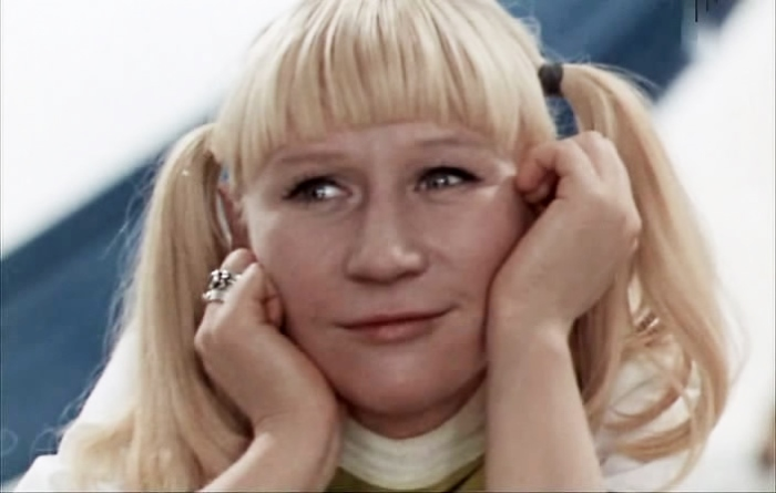 Кадр из фильма *Вчера, сегодня и всегда*, 1969