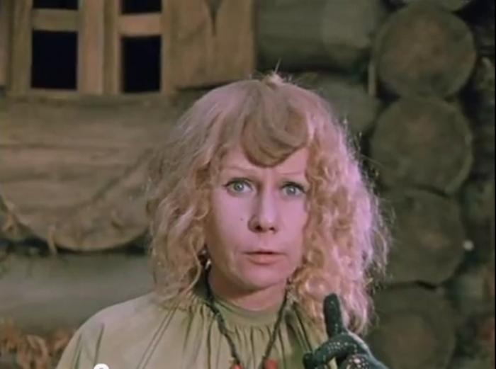 Кадр из фильма *Там, на неведомых дорожках…*, 1982