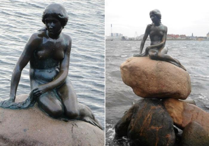 Символ столицы Дании | Фото: 1000mest.ru