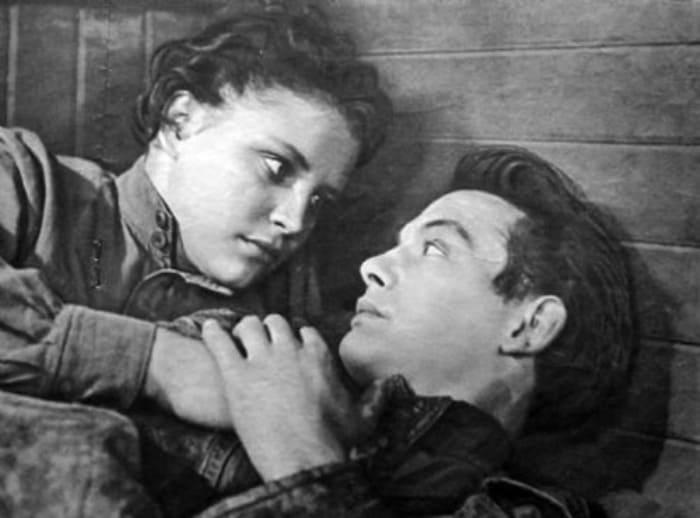 Кадр из фильма *Павел Корчагин*, 1956 | Фото: kino-teatr.ru
