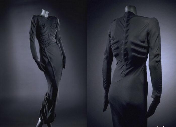 Платье *Скелет*