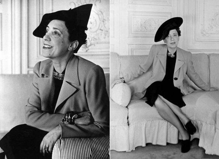 Революционерка в мире моды