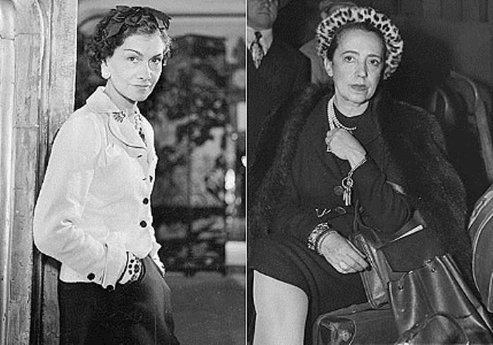 Две извечные соперницы – Коко Шанель и Эльза Скиапарелли