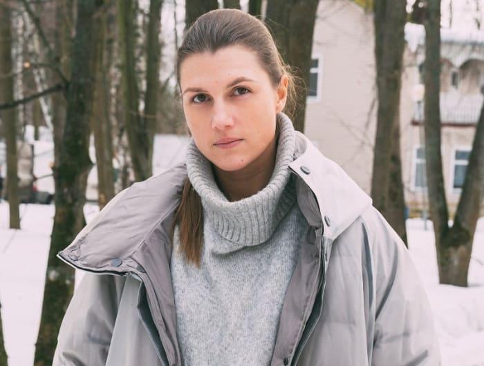 Марьяна Спивак в сериале *Шифр*, 2019 | Фото: kino-teatr.ru