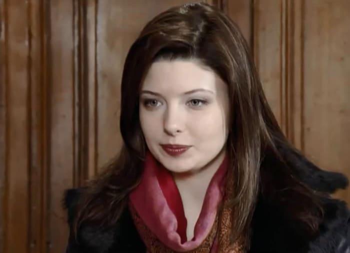 Эмилия Спивак в сериале *Тайны следствия-7*, 2007 | Фото: kino-teatr.ru