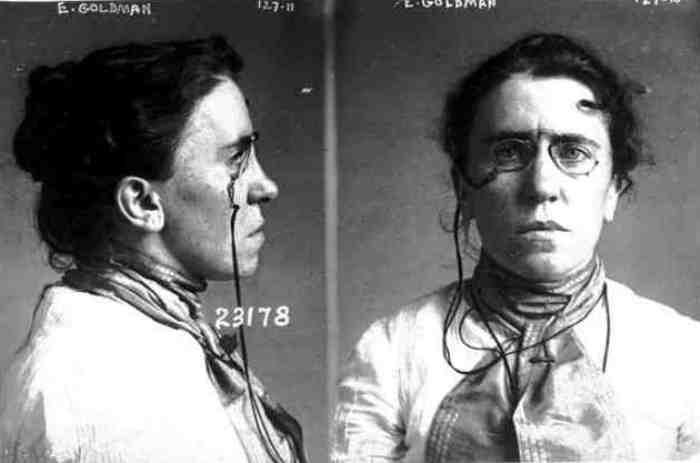 Феминистка, которую называли самой опасной женщиной в Америке   Фото: ushistory.ru