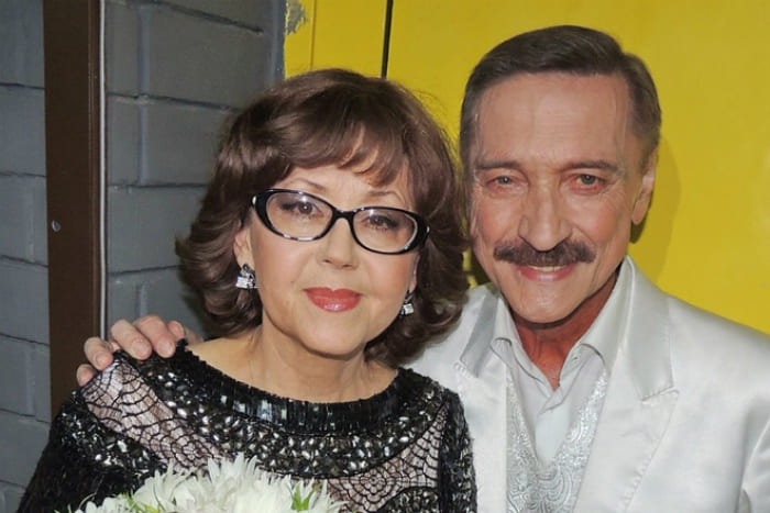 Ядвига Поплавская и Александр Тиханович стали дуэтом и на сцене, и в жизни | Фото: 24smi.org