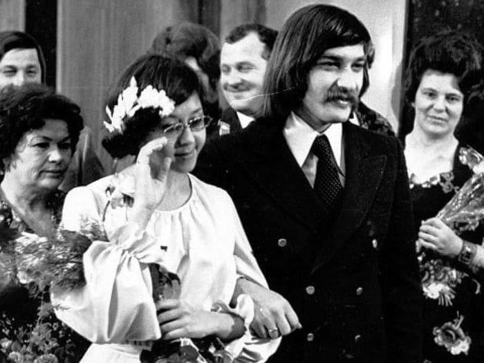 Свадьба Ядвиги Поплавской и Александра Тихановича | Фото: fairytale4us.ru