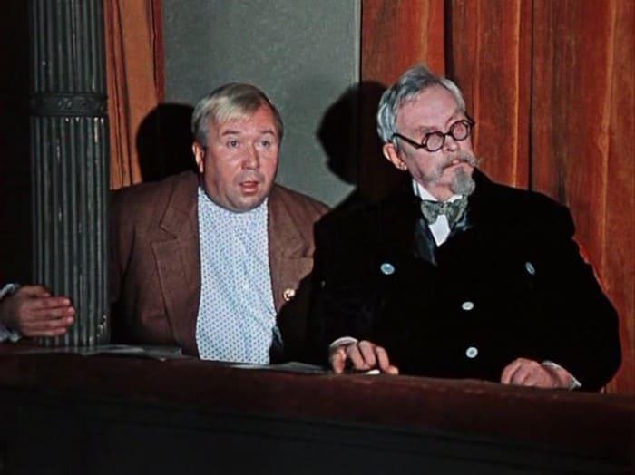 Кадр из фильма *12 стульев*, 1971 | Фото: goodhouse.ru