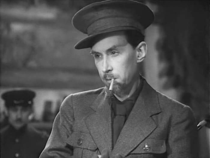 Кадр из фильма *На границе*, 1938   Фото: kino-teatr.ru