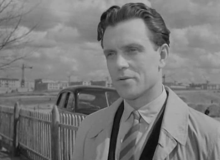 Николай Еременко-старший в фильме *Впереди – крутой поворот*, 1960 | Фото: kino-teatr.ru