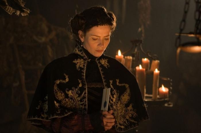 Анна Фрил в роли графини Батори, 2008