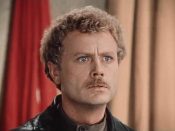 Юрий Смирнов в фильме *Вечный зов*, 1973-1983 | Фото: kino-teatr.ru