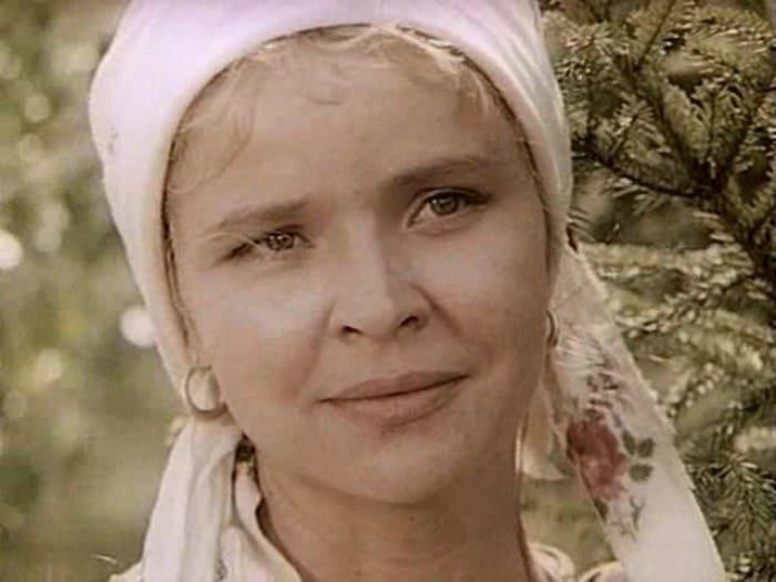 Тамара Семина в роли Анфисы | Фото: kino-teatr.ru
