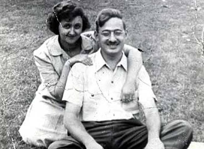 *Атомные шпионы* супруги Розенберг | Фото: chronoton.ru